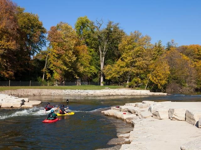 ECO Sports Corridor – Whitewater Park