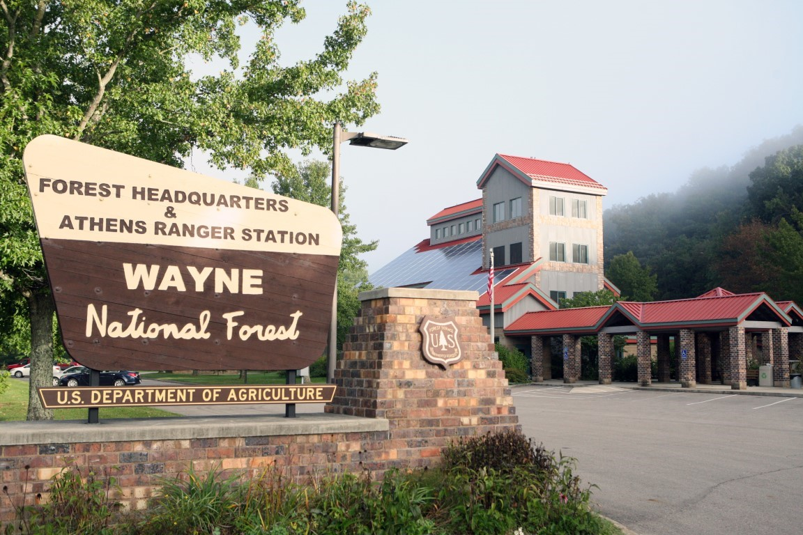 Wayne National Forest-Athens Ranger District