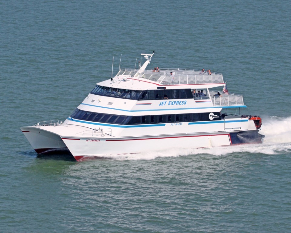 "Put-in-Bay Boat Line Company ""Jet Express"""