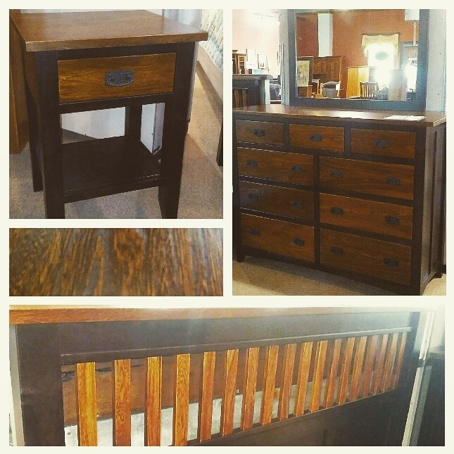 Amish Oak Furniture Co.