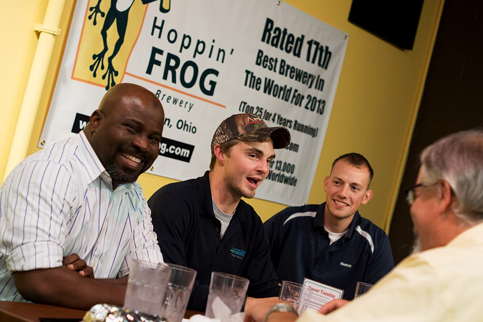 Hoppin' Frog Brewery