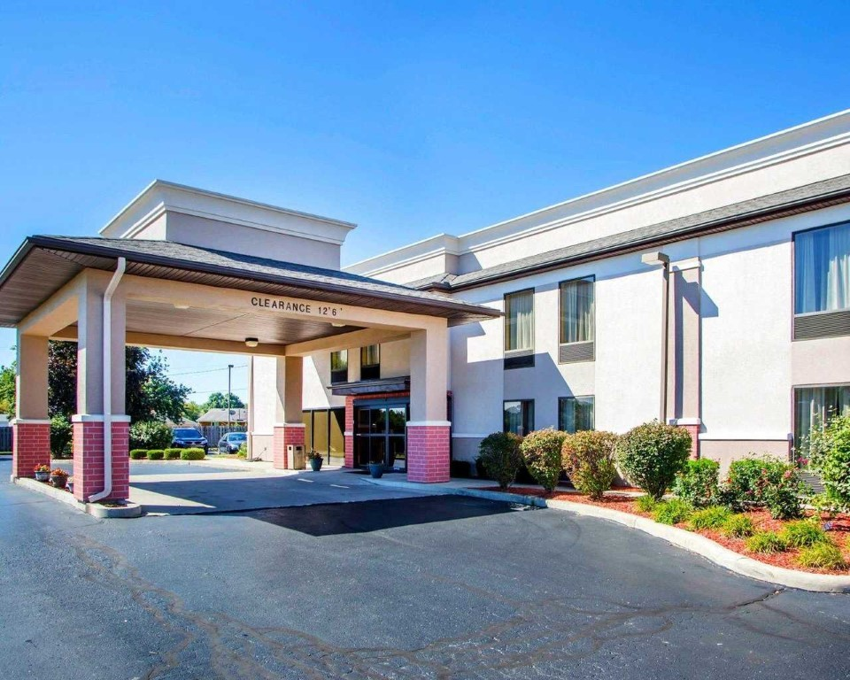 Comfort Inn Dayton – Huber Heights