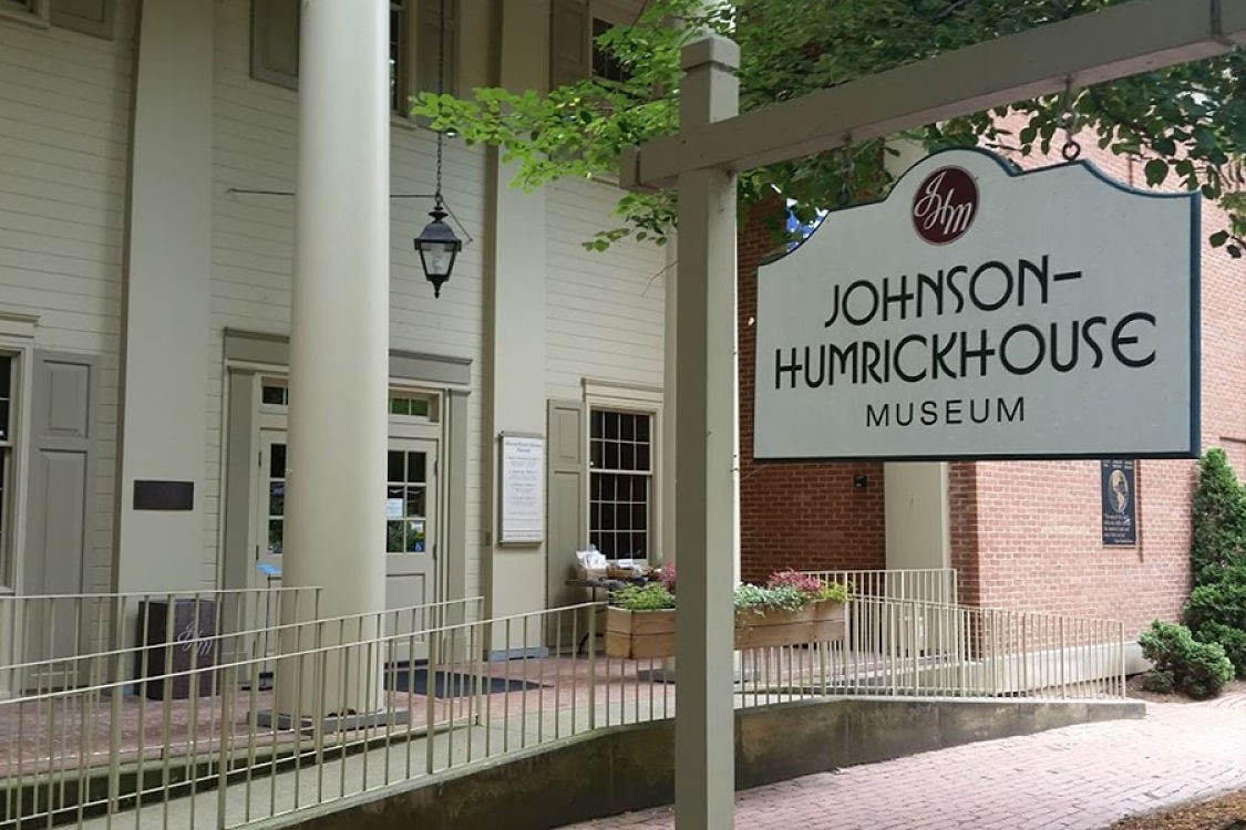 The Johnson-Humrickhouse Museum