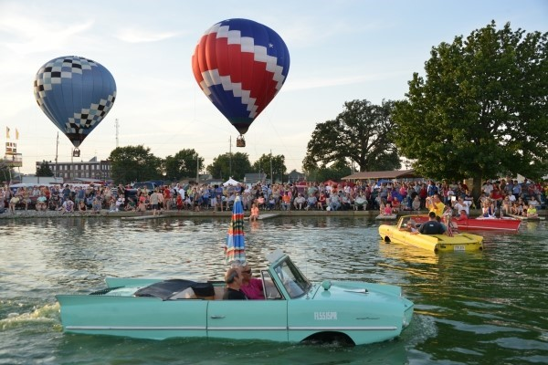 Celina Lake Festival - Ohio. Find It Here.