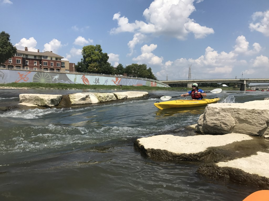 Great Miami River Paddle Trail