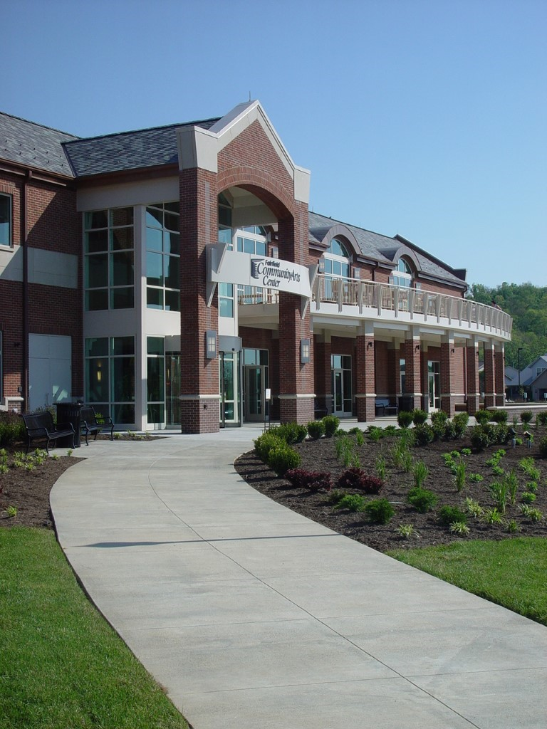 Fairfield Community Arts Center