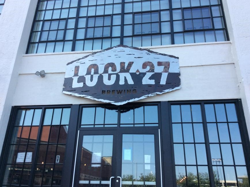 Lock 27 Brewing – Dayton