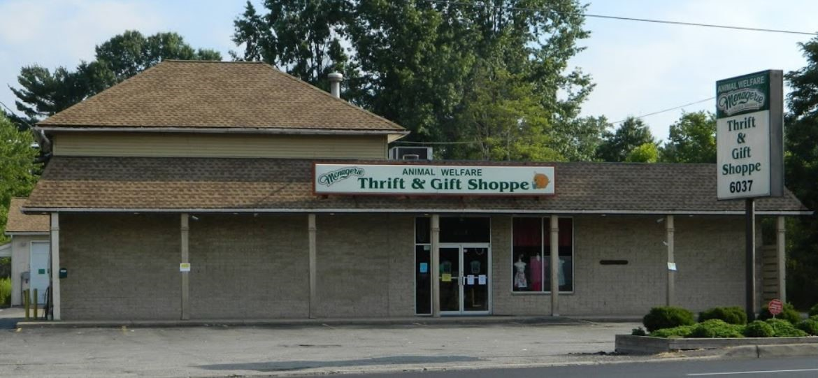 The Menagerie Thrift and Gift Shoppe