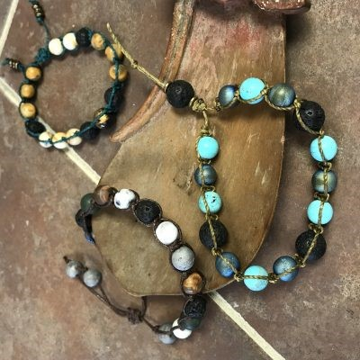 Coyote Beads