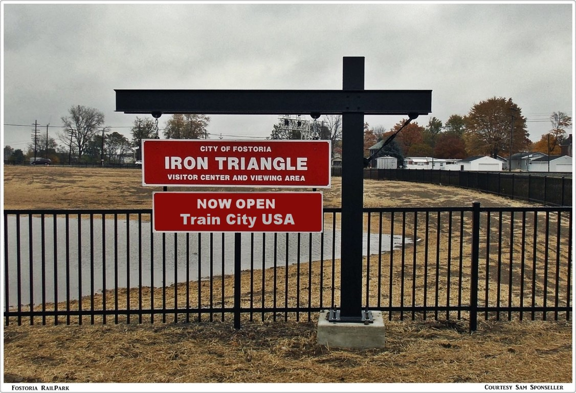 Iron Triangle Rail Park