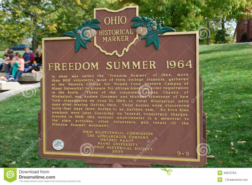 Freedom Summer Walking Tours