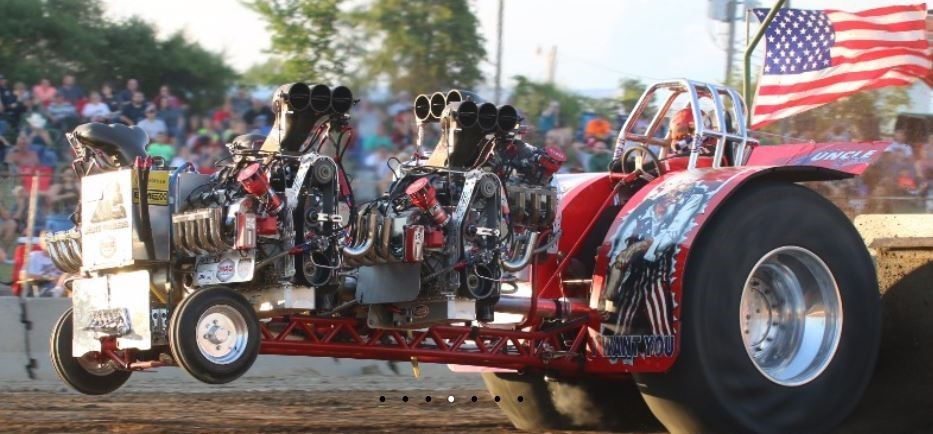 Fort Recovery NTPA Grand Nationals Tractor Pulls - Ohio  Find It Here
