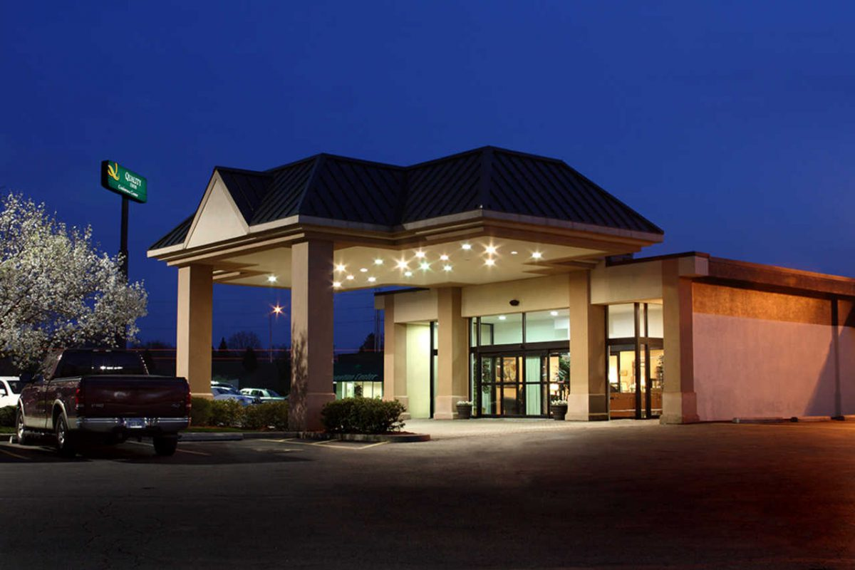 Quality Inn & Conference Center Springfield