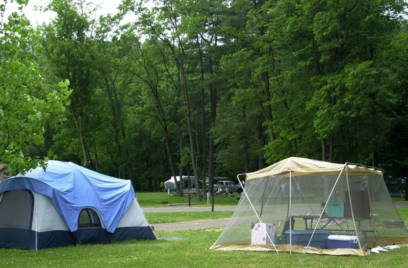 Mohican State Park Campground