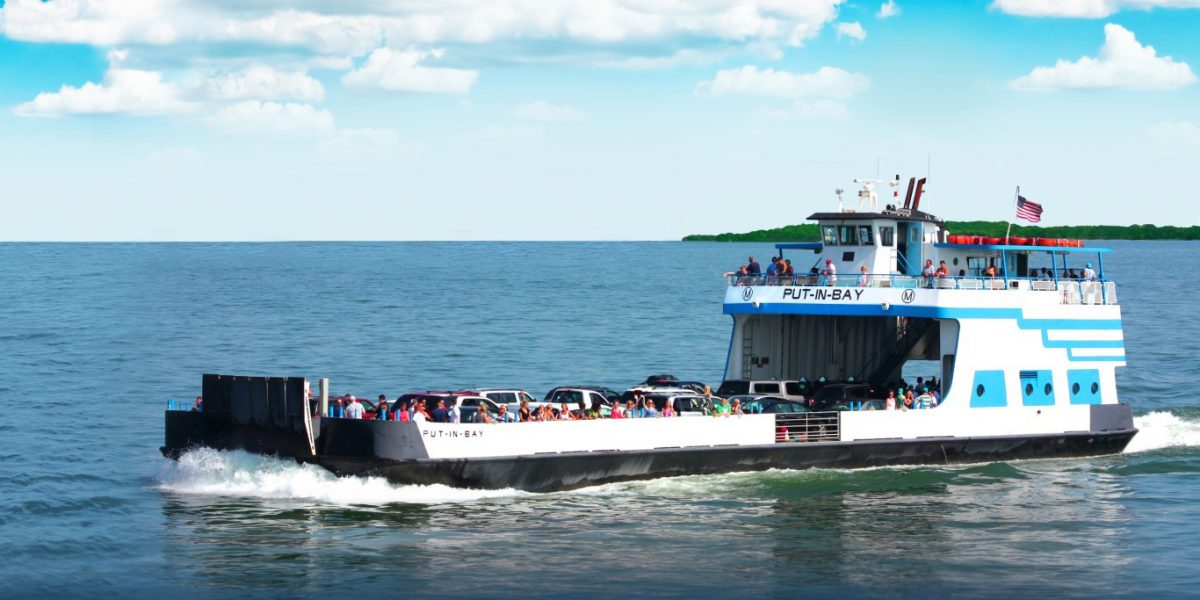 Miller Ferries to Put-in-Bay & Middle Bass Island