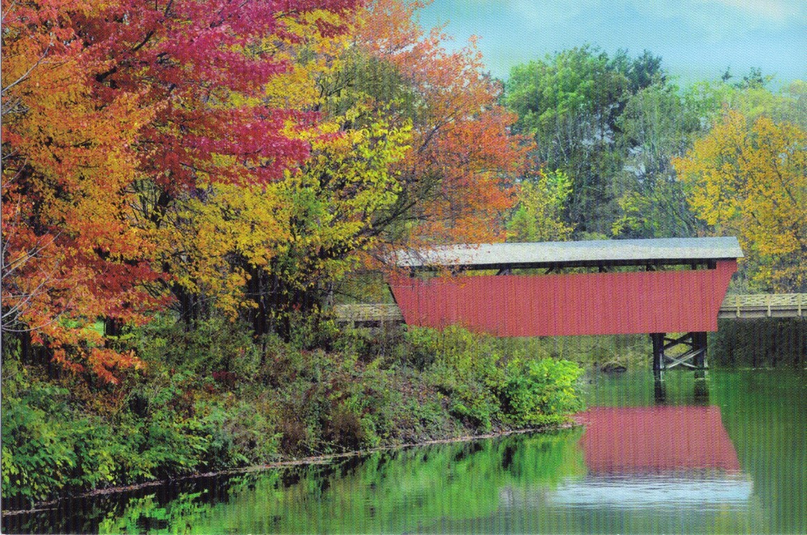 Shaeffer Campbell Covered Bridge