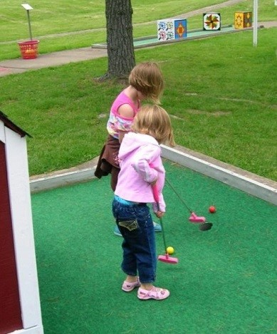 Putt People First Miniature Golf Course