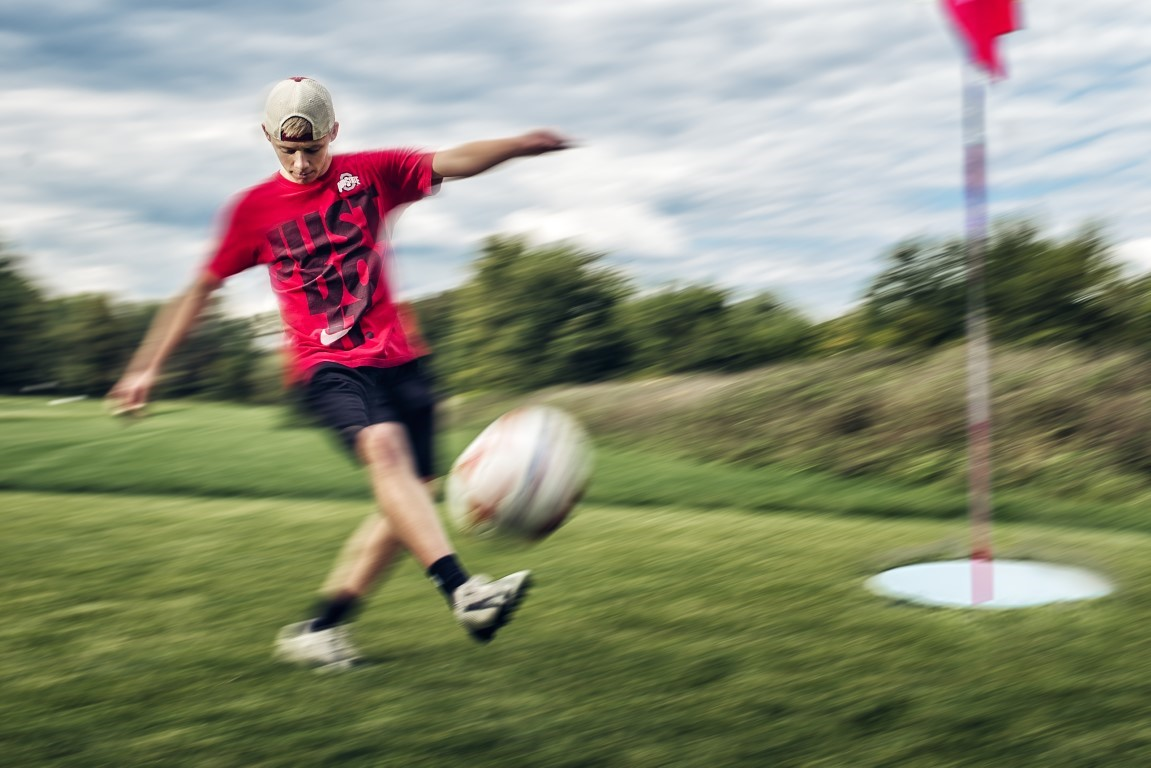 Kickmaster Footgolf