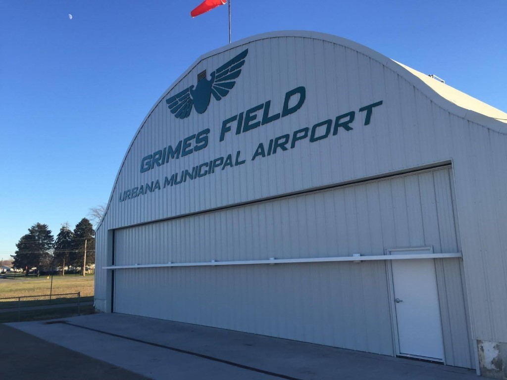 Grimes Field Municipal Airport