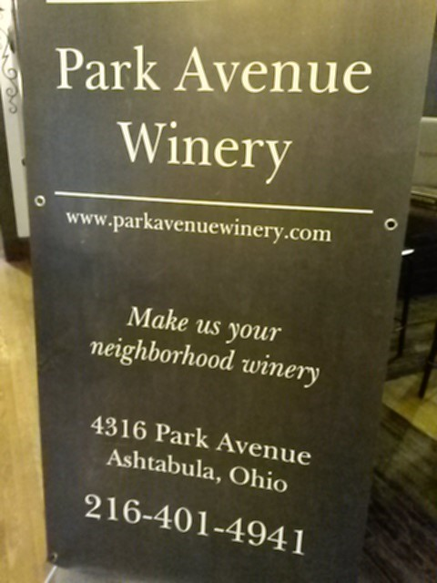 Park Avenue Winery