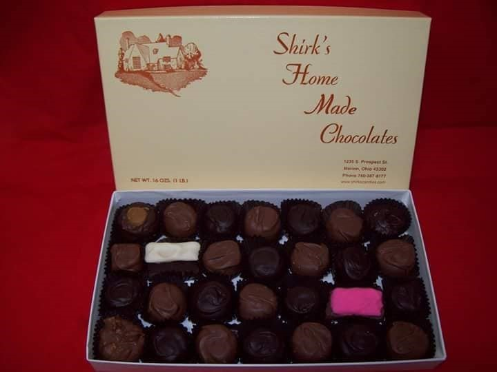 Shirk's Homemade Candies