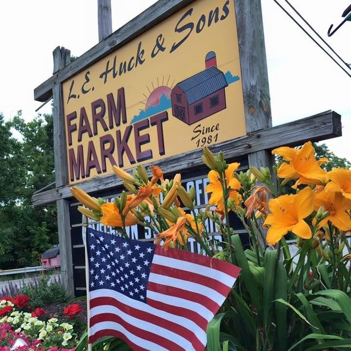 L. E. Hucks and Sons Farm Market