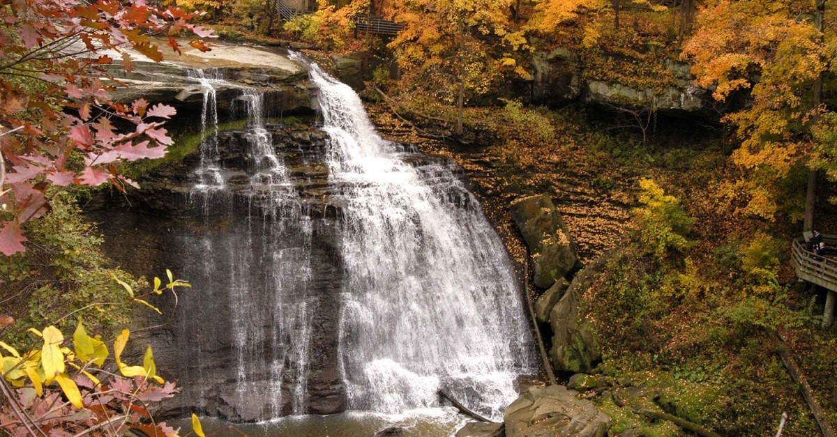 Image Result For Cuyahoga Valley National Park Map
