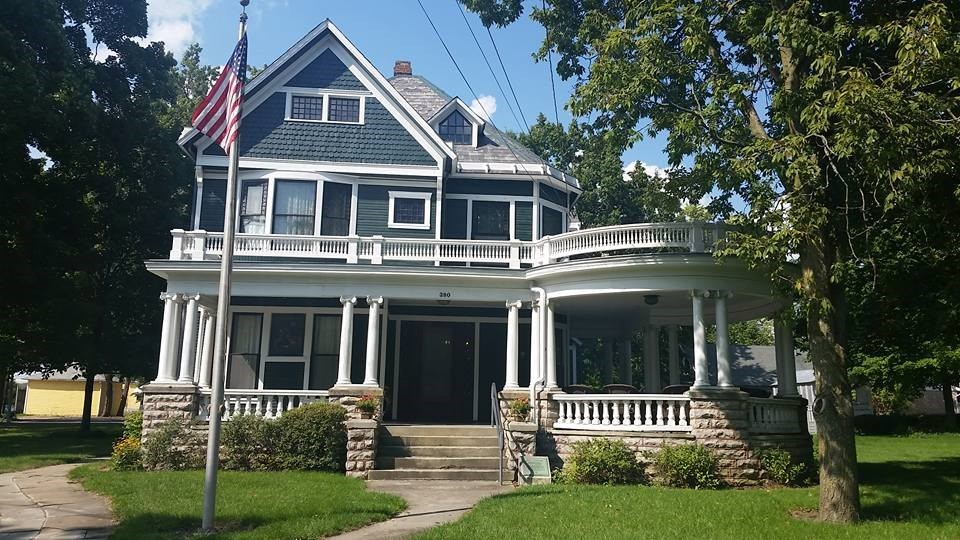 Warren G. Harding Home