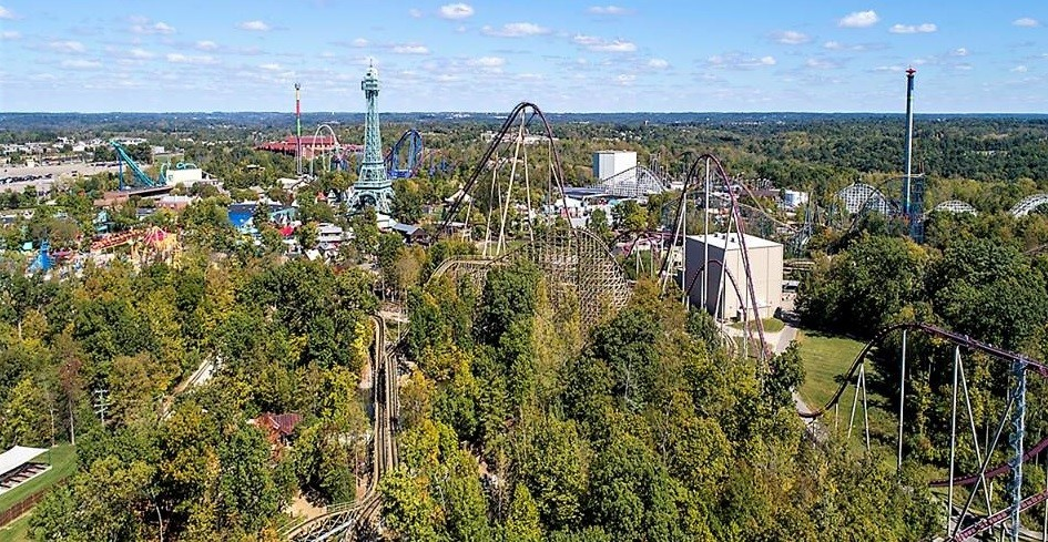 Kings Island Amusement and Water Park