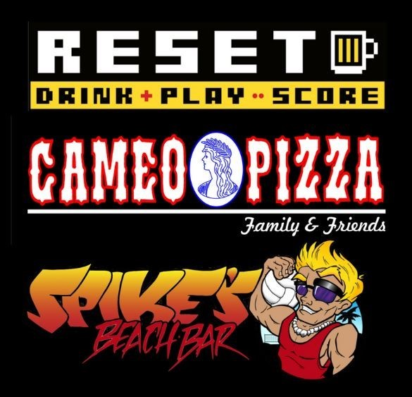 Reset/Spikes Beach Bar/Cameo Pizza