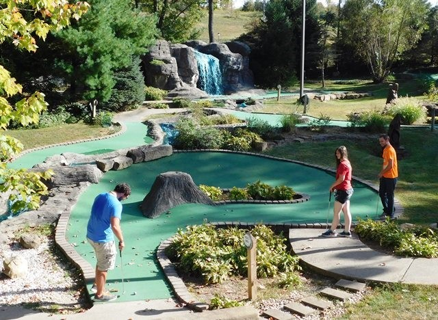 Adventure Golf at Rempel's Grove