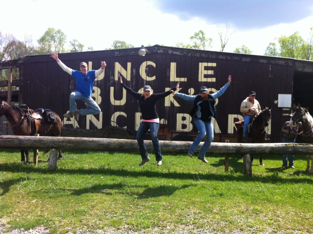 Uncle Buck's Riding Stable and Dance Barn