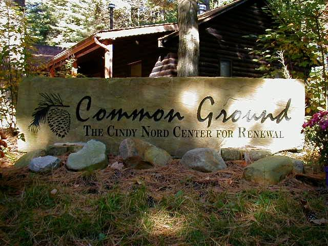 Common Ground – The Cindy Nord Center for Renewal