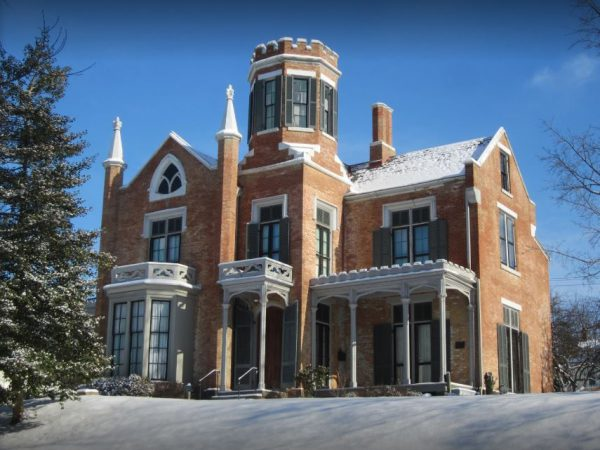 12 Ohio Castles You Need to Visit This Winter - Ohio  Find It Here