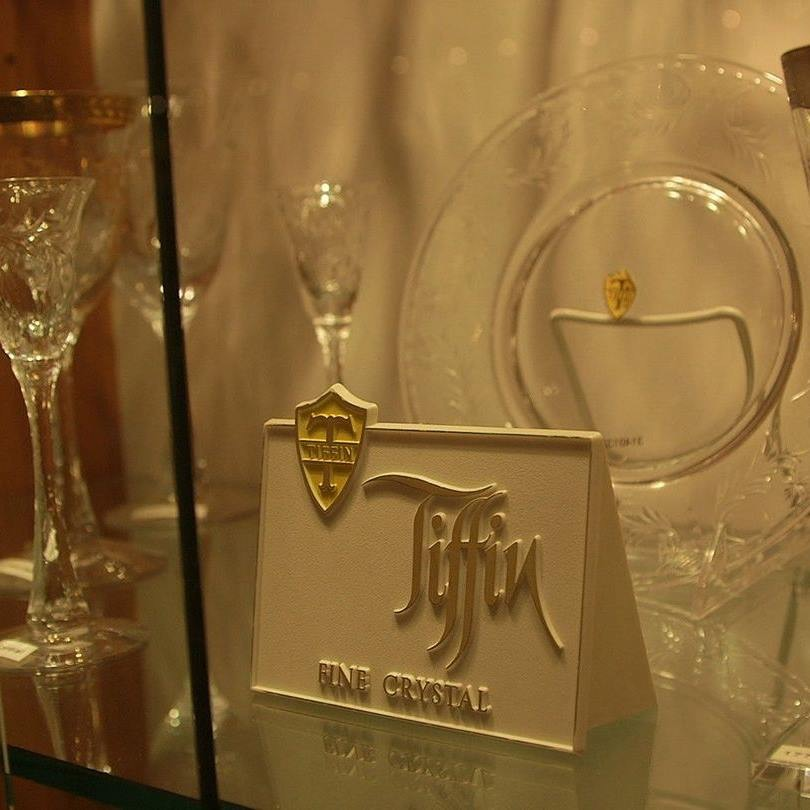 Tiffin Glass Museum and Shoppe
