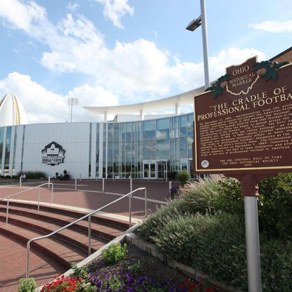 Celebrate Ohio's Football History at these Attractions