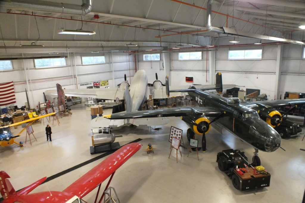 Champaign Aviation Museum