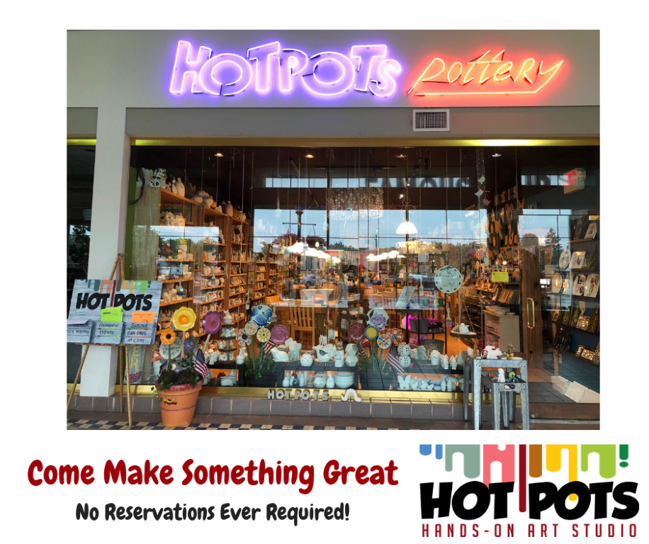 Hot Pots Pottery