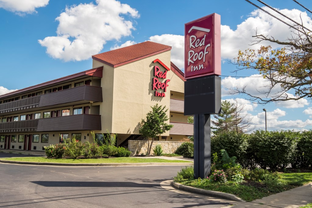 Red Roof Inn Cincinnati – Sharonville
