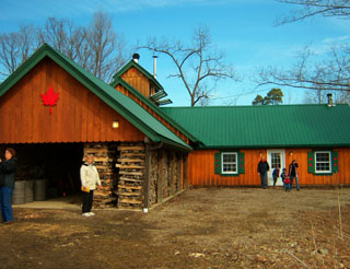 A Sugarbush Creek Farm