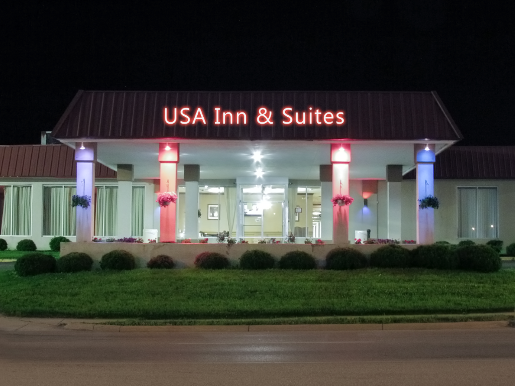 USA Inn & Suites Springfield