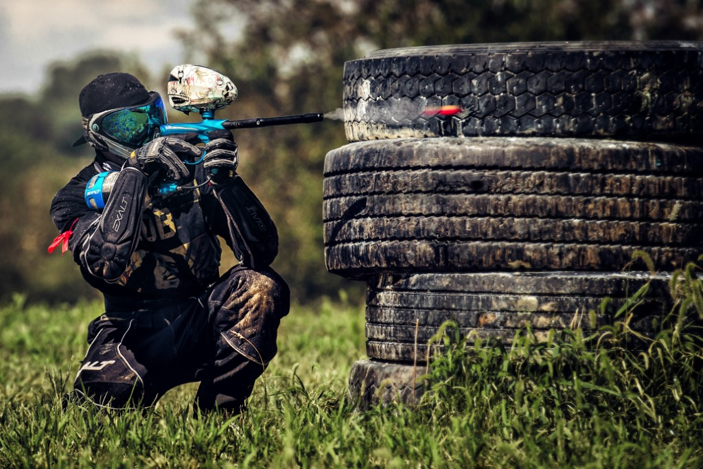 LVL UP Sports Paintball Park