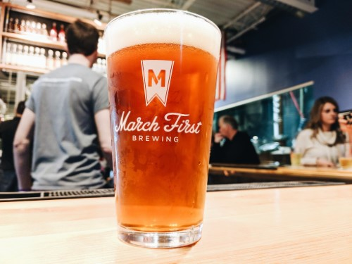 March First Brewing & Distilling