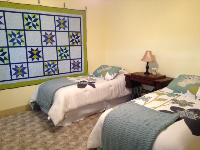 Newkirk Guest House Quilt Retreat
