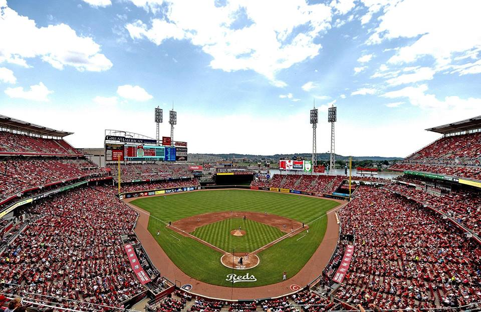 Your Guide to Opening Day with the Cincinnati Reds