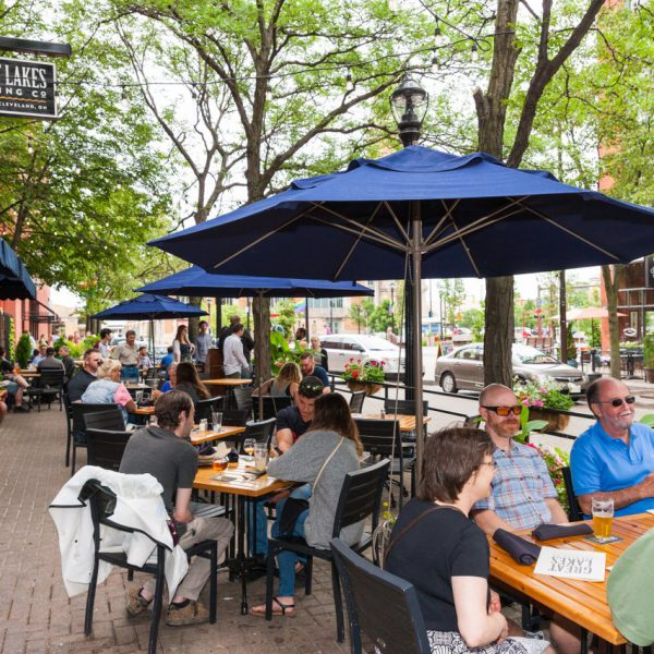 Ohio's Coolest Beer Gardens