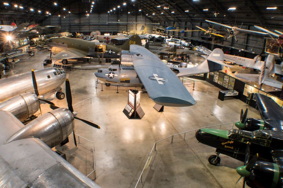 National Museum of the U.S. Airforce in Dayton