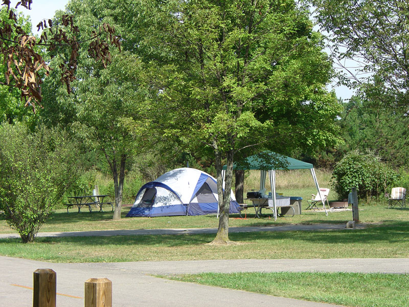 Deer Creek State Park Campground