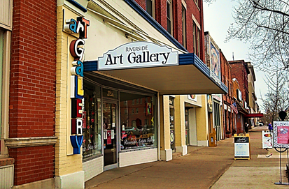 Riverside Artists Gallery