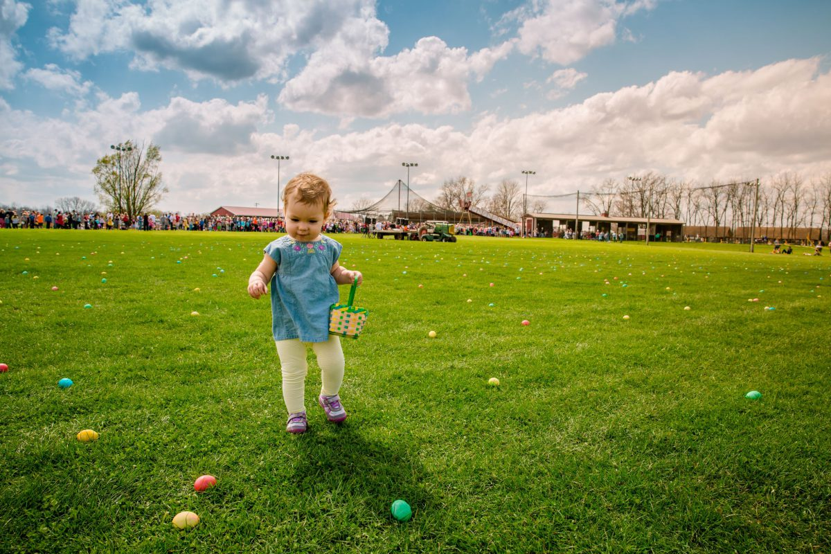 Ohio's Best Egg Hunts for Easter